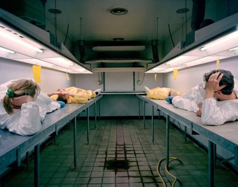 ÈVE K. TREMBLAY   PAUSE   C-PRINT   30 X 40 INCHES   2004