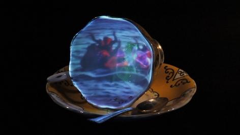 CHERYL PAGUREK   YELLOW TEA CUP: REFUGEES AT SEA   HD VIDEO   2 MINUTES 58 SECONDS   2016