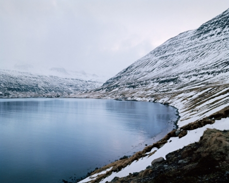 JESSICA AUER   FJORD, JANUARY 5TH, (2015)  