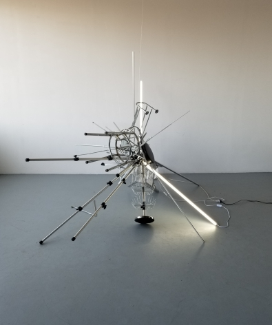 MICHAELA. ROBINSON | DRAWING WITH OBJECTS | NOT AS IN KNOT | INKJET PRINT | DIMENSIONS VARIABLE | 2020