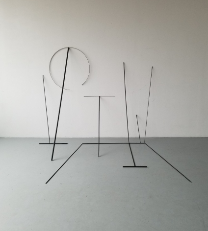 MICHAELA. ROBINSON | DRAWING WITH OBJECTS | VARIATIONS | INKJET PRINT | DIMENSIONS VARIABLE | 2020