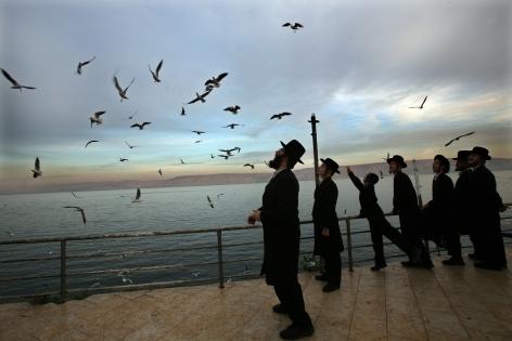 RINA CASTELNUOVO, Sea of Galilee, 2008