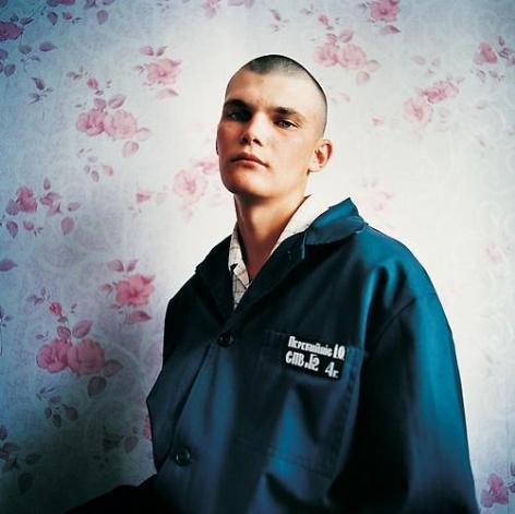 Michal Chelbin, Vania, sentenced for sexual violence against women, Juvenile Prison for Boys, Ukraine, 2010
