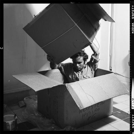 JOSHUA NEUSTEIN, Me and My Box, 1973