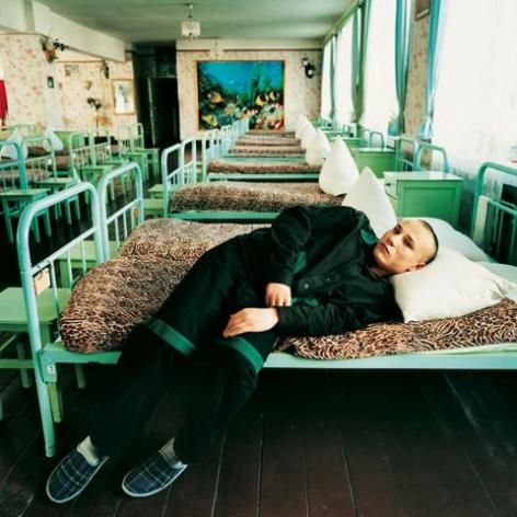 Michal Chelbin, Stas, Sentenced for Murder, Juvenile Prison, Russia, 2009