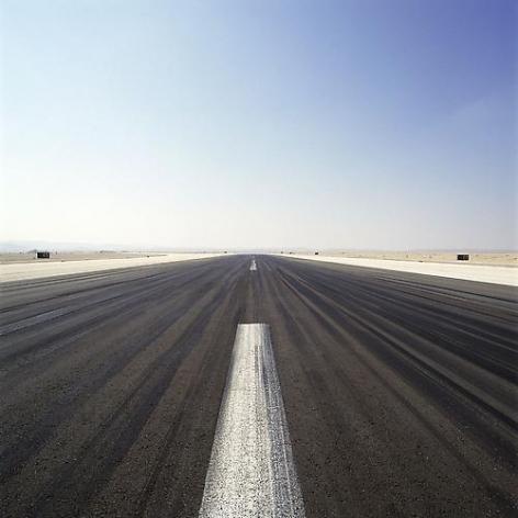 NAOMI LESHEM  Runway 3, 2007
