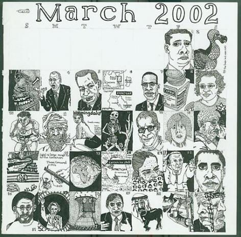 Martin Wilner, Making History: March 2002, 2002
