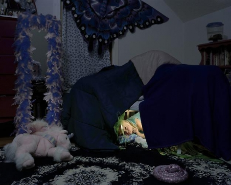 Angela Strassheim, Untitled (Fort), 2006
