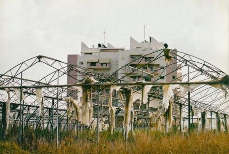 "Dan Galssar, Kiriyat Malakhi:""Greenhouse-City"", 2007"