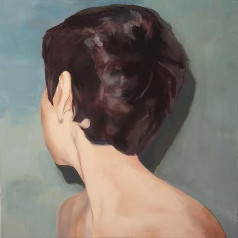 Turn, 2008 Oil on canvas