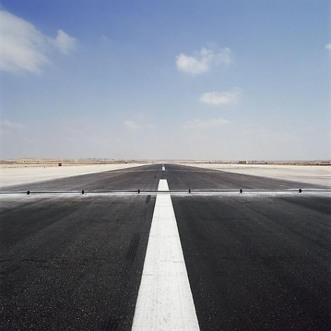 NAOMI LESHEM  Runway 2, 2007