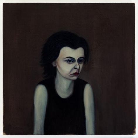 Christina, 2008 Oil on canvas