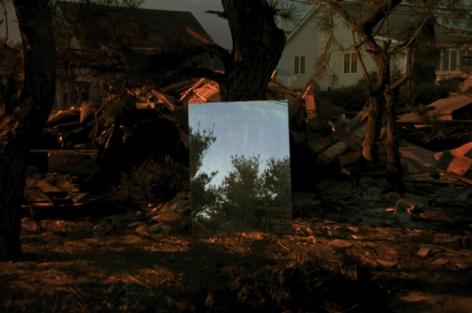 Zoe Strauss,Mirror_6606. Toms River, NJ. December 2012, Archival Inkjet Print