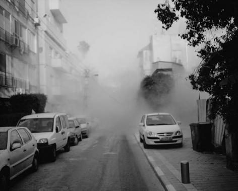 SHARON YA'ARI   Rashi Street, Tel Aviv   2008