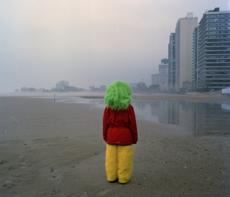 DANIEL BAUER, Untitled Photograph (Purim), 2010