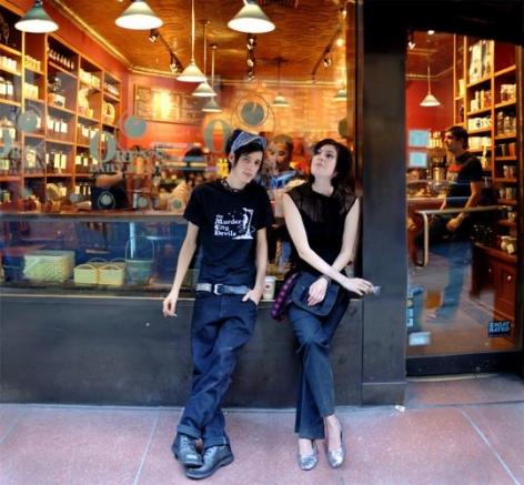BARRY FRYDLENDER Smoking, NY, 2010