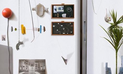 Ilit Azoulay, Room #8, Walls 1, 2011