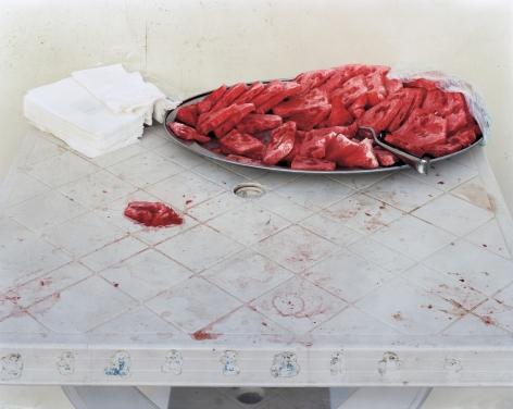DANIEL BAUER Watermelon, 2010