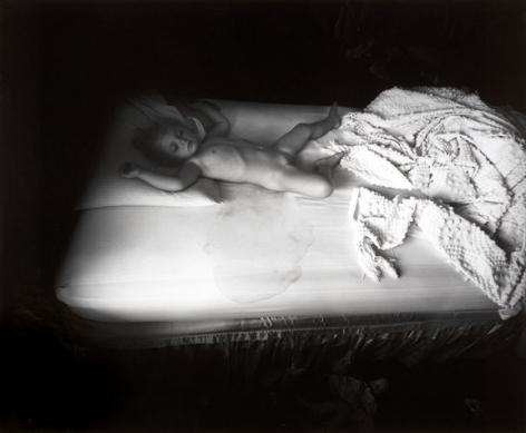 Sally Mann, The Wet Bed, 1987