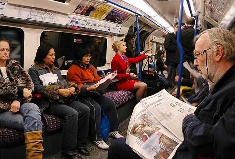 The Tube, 2005