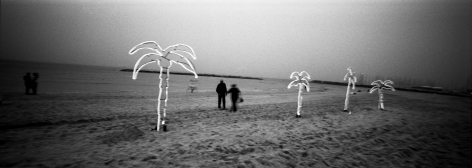 "Pavel Wolberg ""TLV Beach"" 2010"