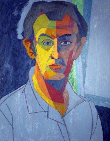 Easton Pribble, Self Portrait