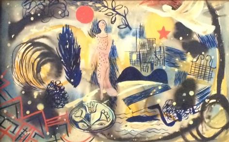 Eduard Ulreich, Milky Way