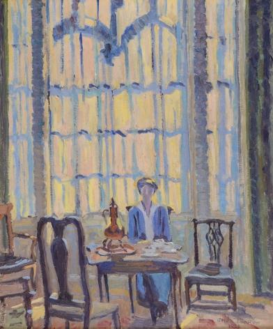 Allen Tucker, Afternoon Tea