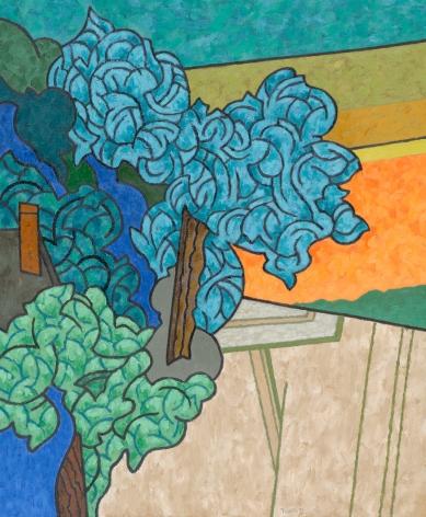 Easton Pribble, Blue Tree Green Tree