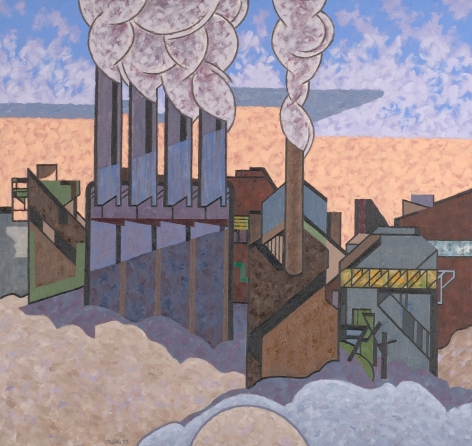 Easton Pribble, Winter Industrial
