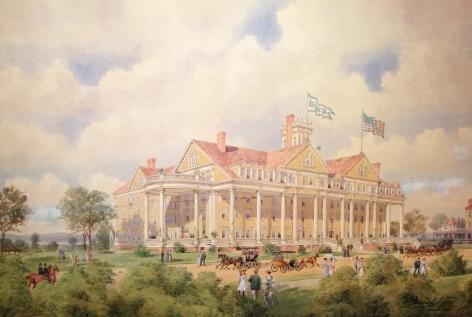 George Welch, Hotel Earlington