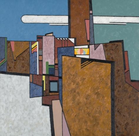 Easton Pribble, Urban Construction I