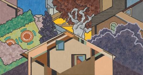 Easton Pribble, Fourth Suburban View