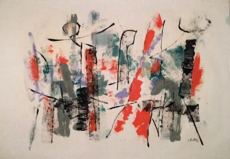 John Von Wicht, Harbor Abstraction