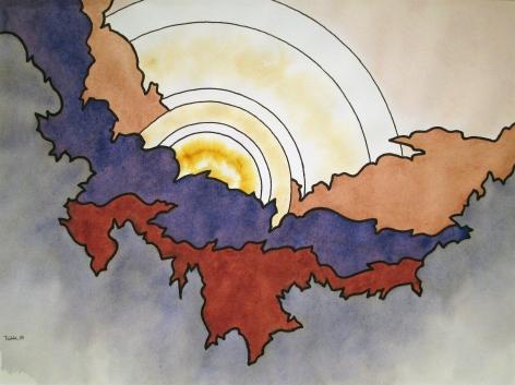 Easton Pribble, Clouded Sun