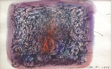 Hans Burkhardt, Untitled BuHa131