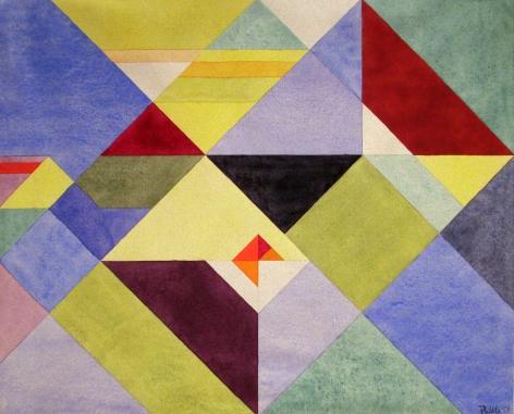 Easton Pribble, Color Study I