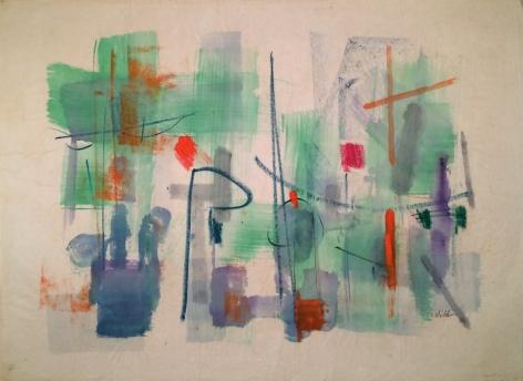 John Von Wicht, Harbor Mist