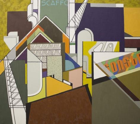 Easton Pribble, Urban Construction No.8
