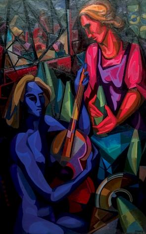 Seymour Franks, Ballad for Two Women