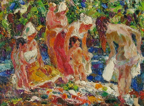 John Costigan, Bathers
