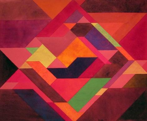 Easton Pribble, Color Study II