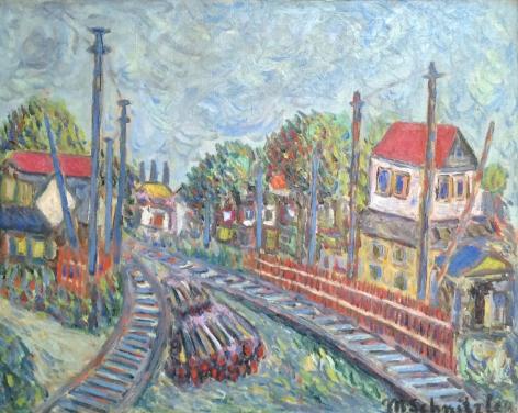 Max Schnitzler, Train Tracks