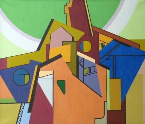 Easton Pribble, Urban Construction #7