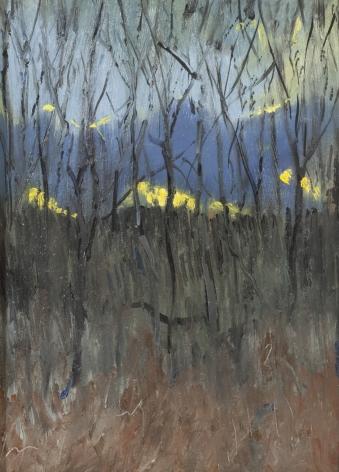 Edith Prellwitz, Wooded Landscape