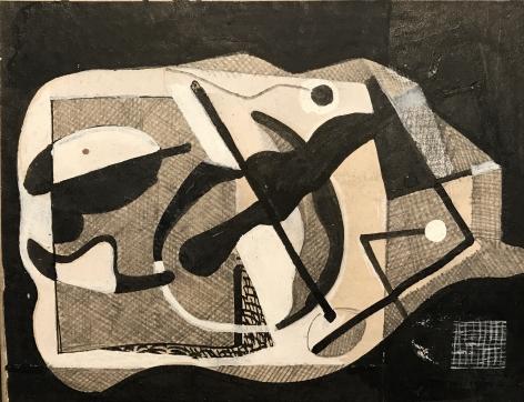 Vaclav Vytlacil, Untitled Abstraction 015