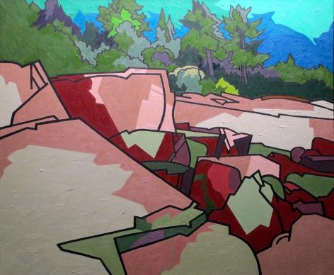 Easton Pribble, Cranberry Island