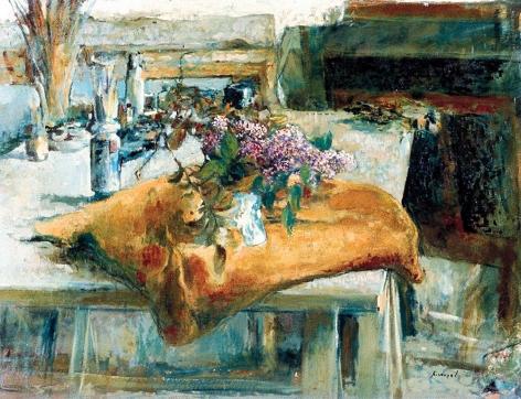 Pierre Roussel, Studio Interior