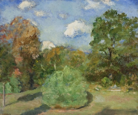 Edith Prellwitz, Landscape, Cornish, New Hampshire