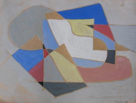 Charles Sheeler, Abstraction